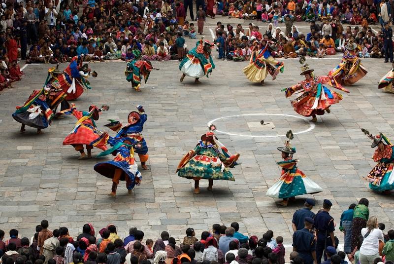 Wangdi festival
