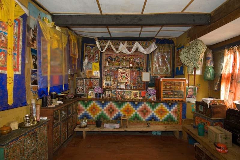 Choeshum at Paro farmhouse (2)